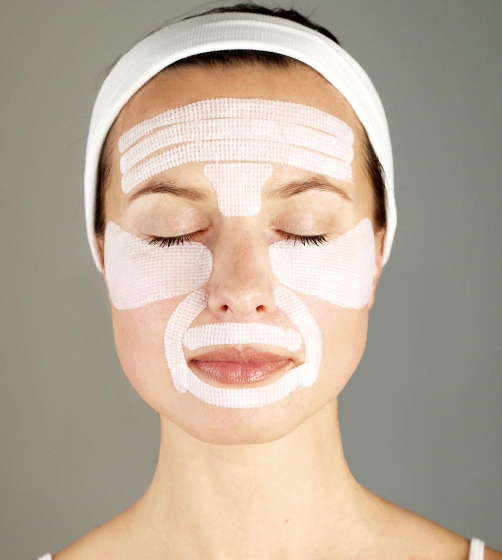 Как сделать подтягивающую маску в домашних