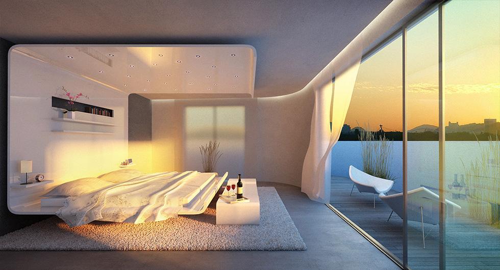 Modern yatak odas tasar mlar al veri kul pleri blog for Bedroom designs latest 2017 for couples