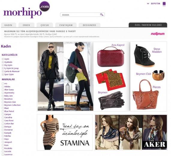 Morhipo, Alışverişkulüpleri'nde!