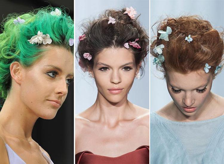 2019-2019 İlkbahar Yaz Trendleri: Saç Aksesuarları, Saç Bantları 96