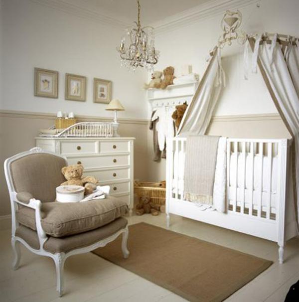 Интерьер комнаты для новорожденного фото